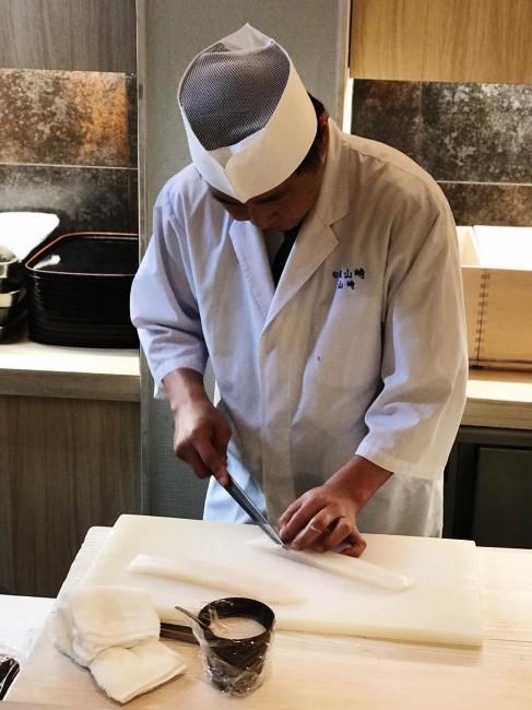 山崎料理人